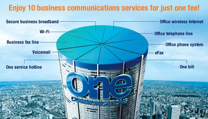 PCCW one communications Advantages